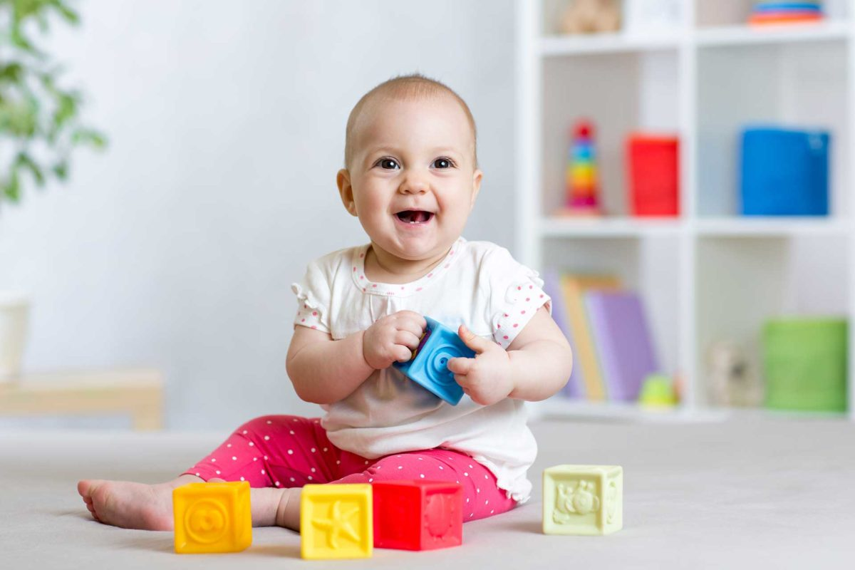 11 Learning Activities For Your 7 Month Old Baby